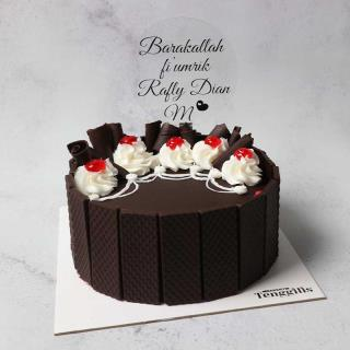 Kue Tart Black Forest