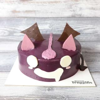 Kue Tart Coklat Little Bat